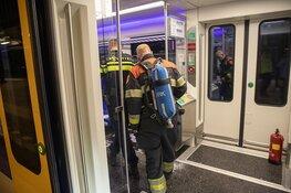 Opnieuw brandstichting in trein op station Haarlem NS