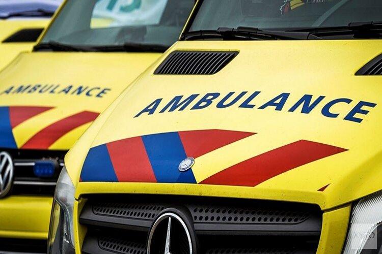 Haarlemse Muggenronde stilgelegd: traumahelikopter landt op Grote Markt