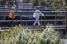 Lichaam van vrouw gevonden naast spoor bij Halfweg