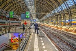 Zes extra treinstellen in de 'hyperspits' van Haarlem naar Amsterdam