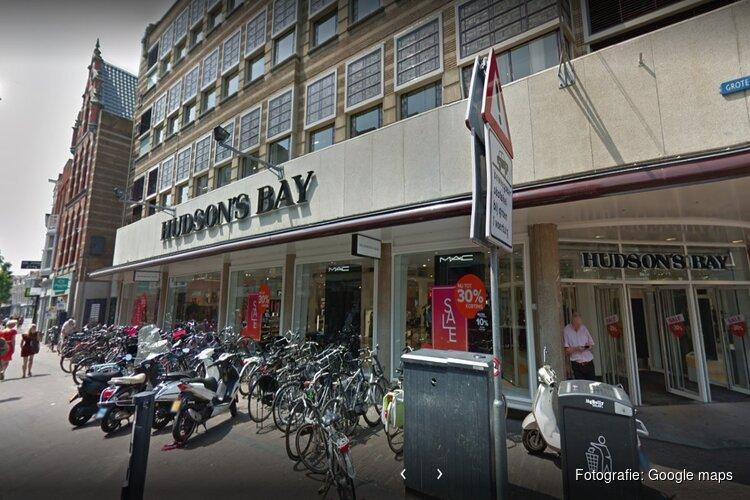 Hudson's Bay in Haarlem gesloten voor 'personeelsbijeenkomst'