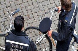 Studenten Nova College doen veiligheidscheck Haarlemse ondernemers