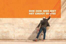 Schrijf mee met het Groot Dictee der Nederlandse Taal
