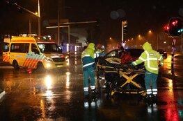 Fietser gewond in Haarlem
