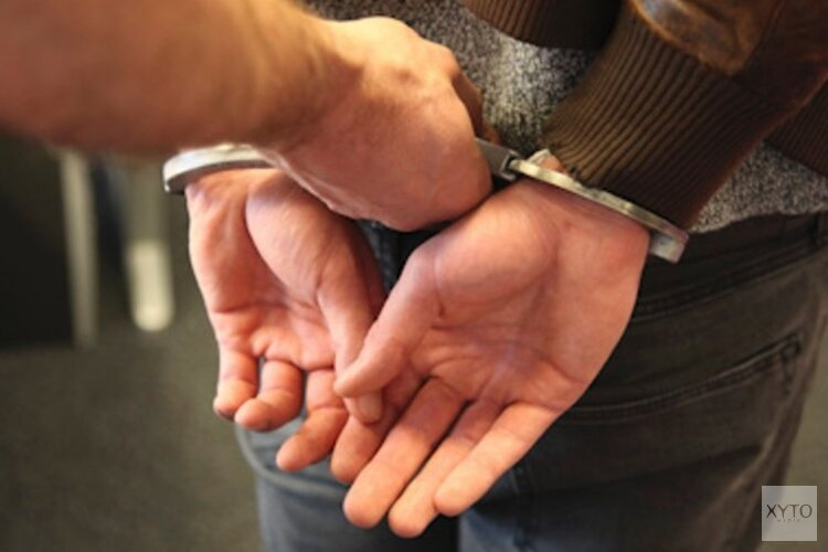 Man aangehouden na inbraak in auto