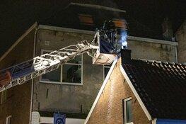 Kerstboom verbranden in open haard gaat mis in Haarlem