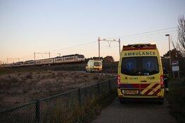 Persoon overleden na aanrijding met trein in Zandvoort