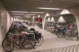 24 uur gratis stallen met OV-chipkaart in NS-fietsenstalling