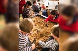 Weer meer bezoekers voor het Archeologisch Museum Haarlem in 2019 Ruim 21.000 bezoekers voor het museum aan de Grote Markt