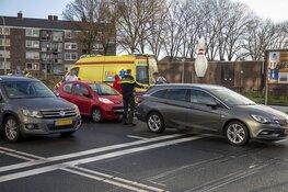 File door ongeval op de Delftlaan