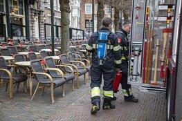 Keukenbrandje Grand Cafe Brinkmann snel onder controle