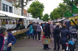 Weekmarkten gaan door: Ondernemers rommelmarkt op Botermarkt stoppen wel