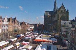 Kritiek en begrip op social media over doorgaan zaterdagmarkt in centrum Haarlem