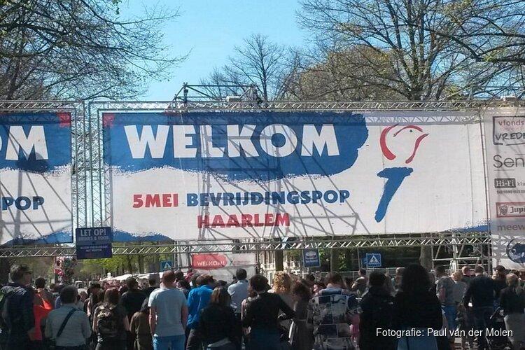 """Geen Bevrijdingspop in Haarlem vanwege corona: """"Niet onverwacht, maar dit doet pijn"""""""