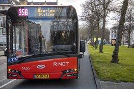 Jongen lichtgewond na botsing met R-Net bus van Connexxion