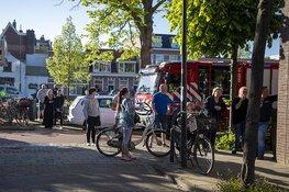 Veel schade bij keukenbrand aanleunwoning Romolenstraat Haarlem