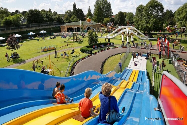Speeltuin Linnaeushof hoopt over twee of drie weken open te kunnen gaan