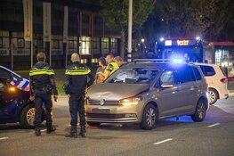 Ongeval op kruispunt Schipholweg
