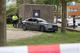 Politie schiet autobanden van vluchtende verdachte lek in Haarlem