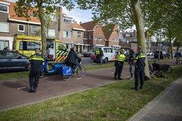 Fietser gewond na botsing tegen scooter in Haarlem