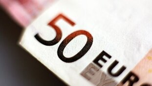 Vals geld in Haarlem, twee aanhoudingen