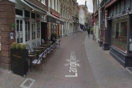 Fietsverbod in drie straten in centrum van Haarlem: terrassen hebben voorrang