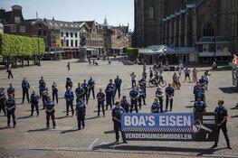 Deel Haarlemse raad vindt wapenstok geen goed idee en wijst op andere mogelijkheden