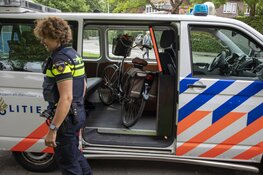 Oudere vrouw gewond na ongeval Zuider Stationsweg