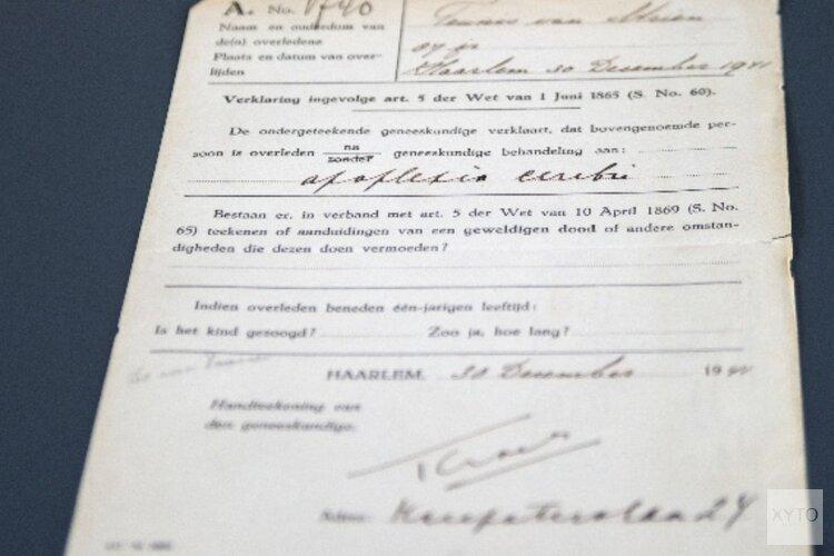 Noord-Hollands Archief en Netwerk Oorlogsbronnen geven overledenen uit WOII een gezicht