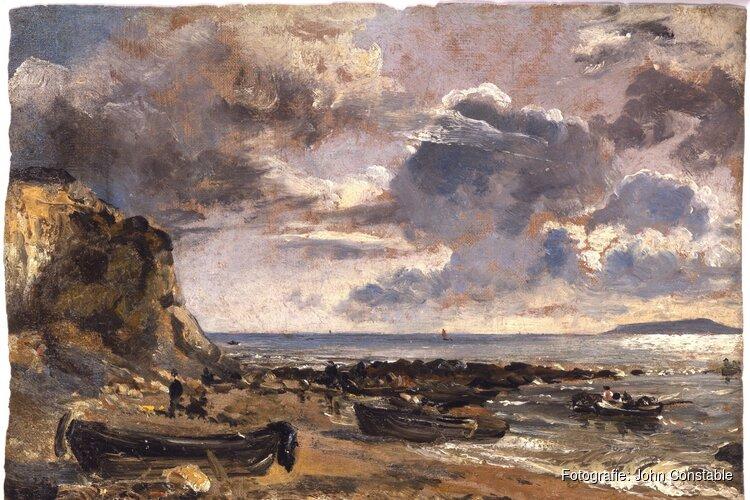 John Constable: Overzichtstentoonstelling van de Engelse grootmeester van de romantiek