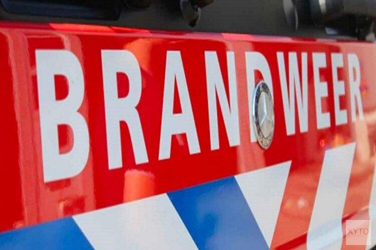 Dode man aangetroffen bij woningbrand