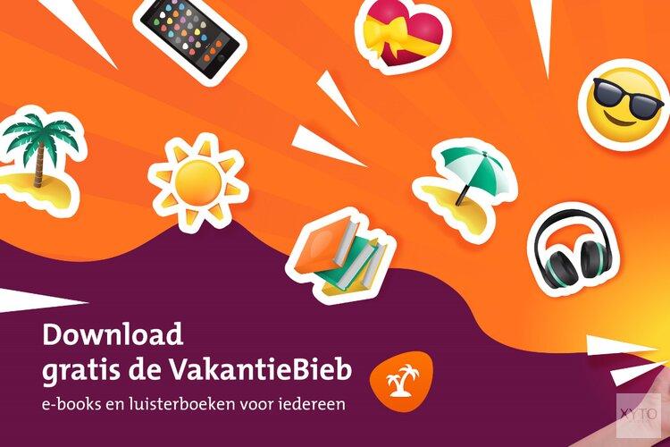 De VakantieBieb-app: een zomer vol verhalen