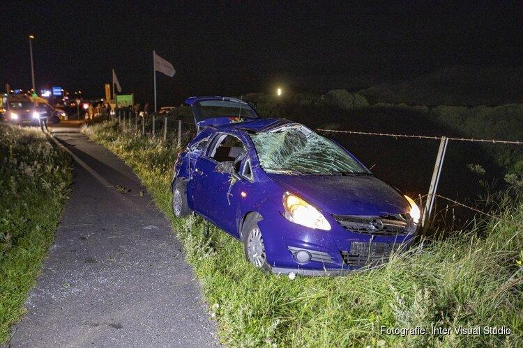 Meerdere gewonden bij zwaar ongeval op de Zeeweg in Overveen