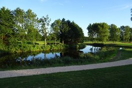 Team Spaarne gasthuis gaat golfen in Cruquius