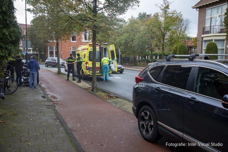 Jongetje gewond na botsing met auto Van Eedenstraat Haarlem