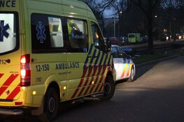 Voetganger komt met de schrik vrij bij aanrijding in Haarlem
