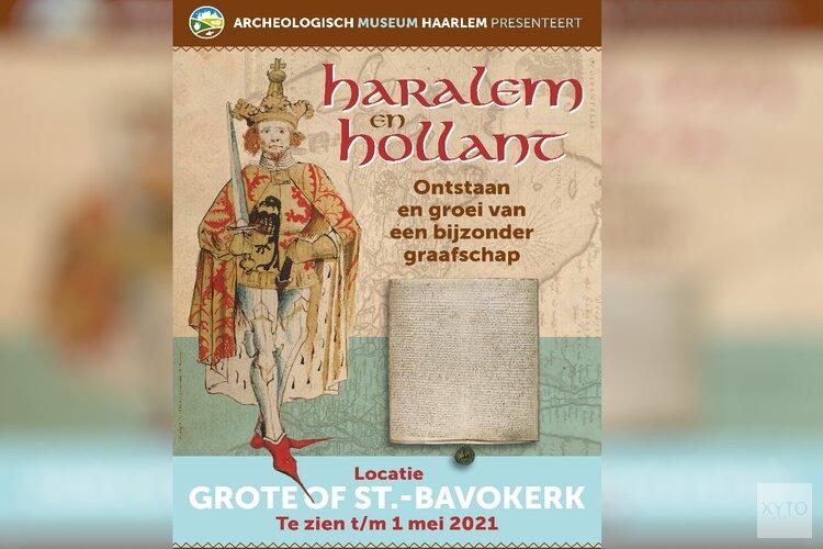 Haralem en Hollant Ontstaan en groei van een bijzonder graafschap