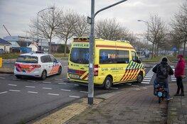 Fietser gewond na aanrijding met auto in Haarlem