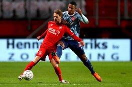 Huntelaar redt Ajax in Enschede