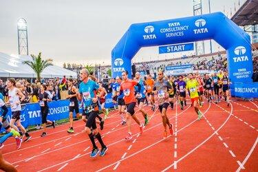 Groen licht voor TCS Amsterdam Marathon