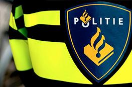 Politie houdt man met vuurwapen aan
